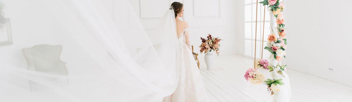 видеосъёмка невесты