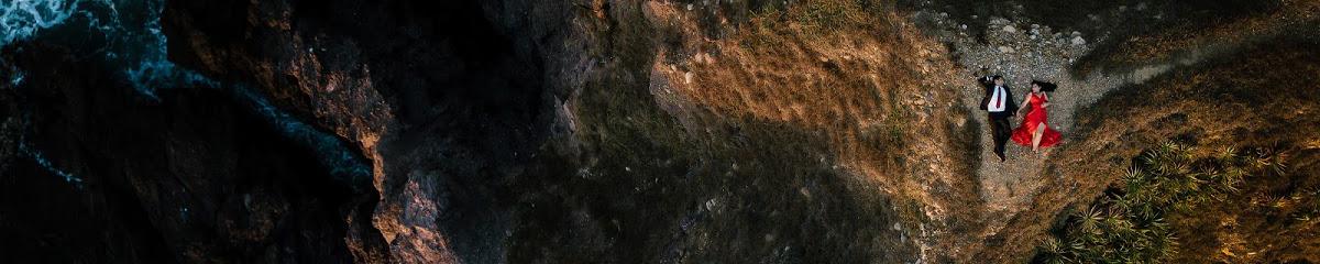 съёмка на дрон